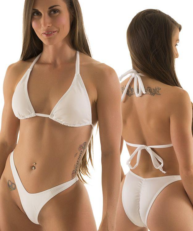 brazilian cut bikini swimware