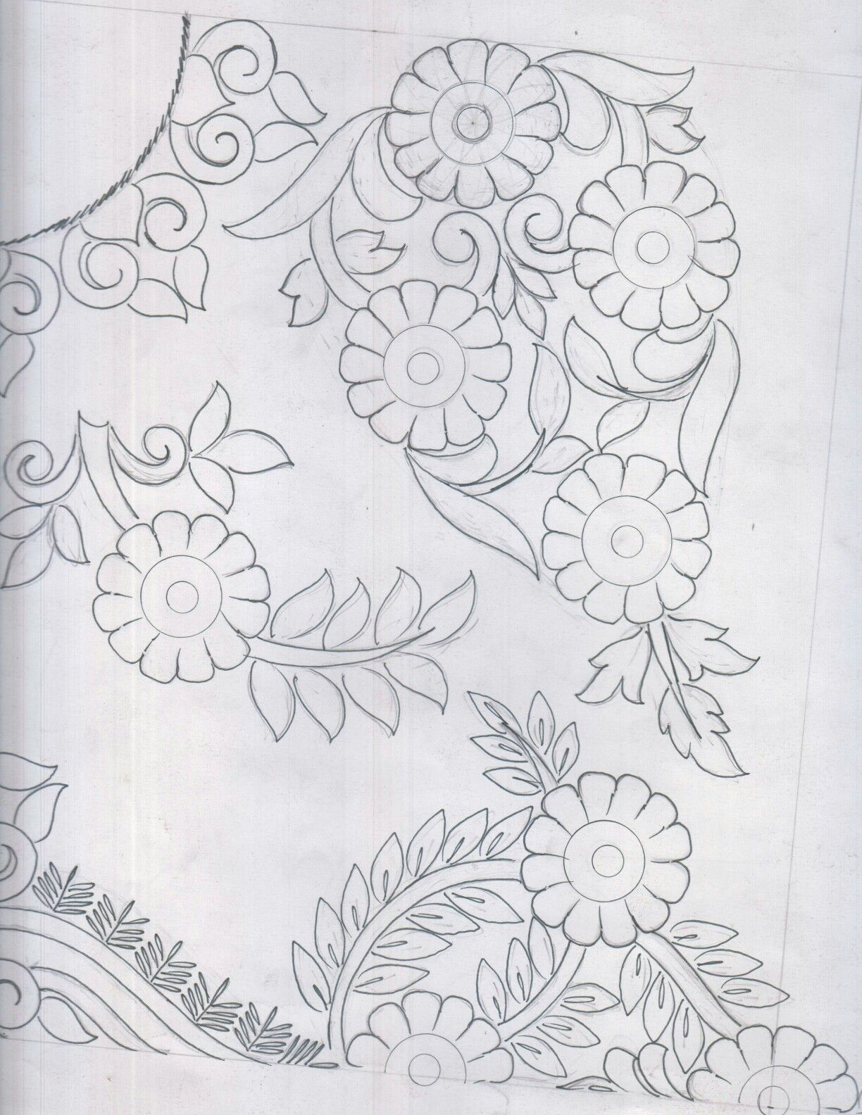 design   Hand embroidery designs, Embroidery designs, Embroidery ...