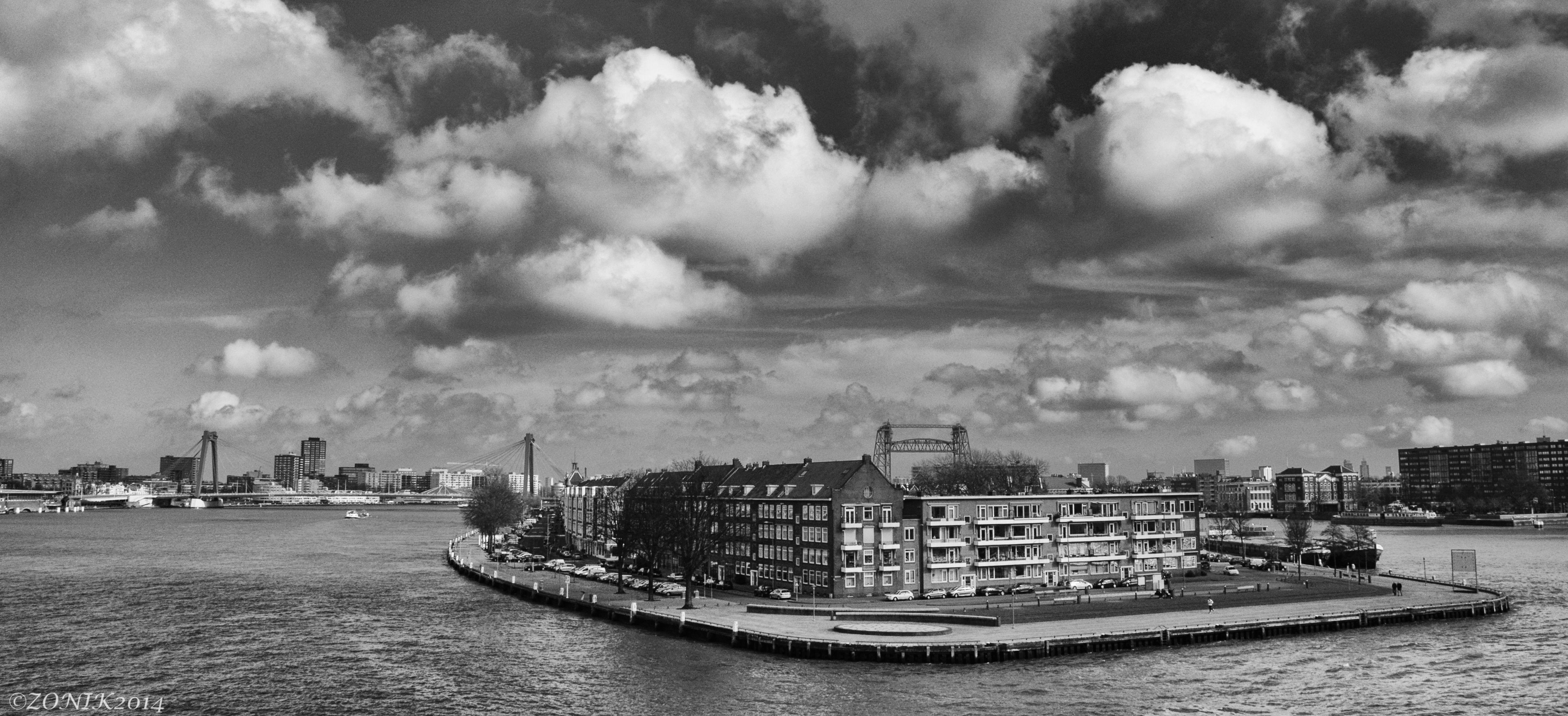 Noordereiland, Rotterdam
