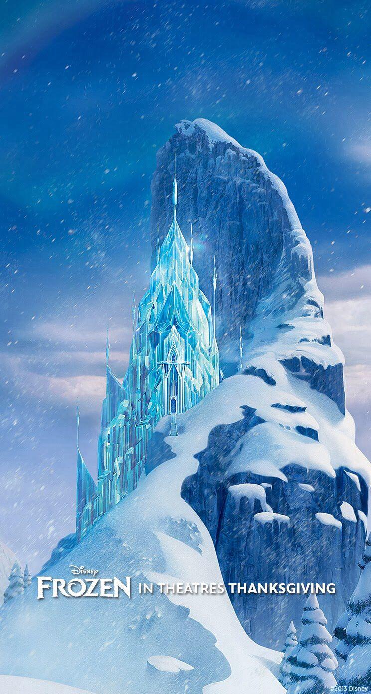 Royaume De La Reine Des Neiges : royaume, reine, neiges, Royaume, Glace, Châteaux, Glace,, Chateau, Reine, Neiges,, Neiges