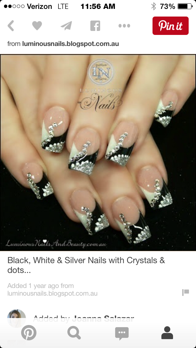 Pin by Linda Manoukian on Nail Designs | Pinterest