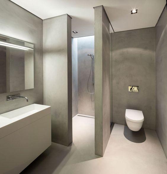 Badkamer interieur voorbeelden - Home | Pinterest - Badkamer ...