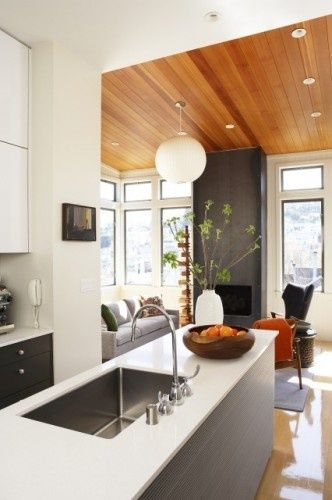 Decorating A Ceiling Wood Paneling