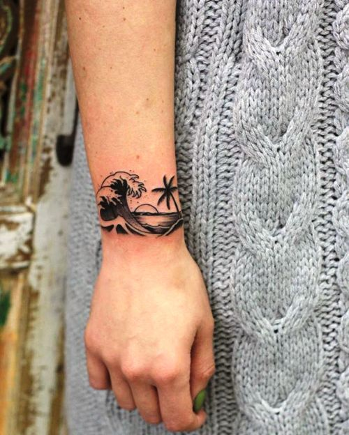 80 Handgelenk Tattoo Ideen und ihre Bedeutung #tattoosandbodyart