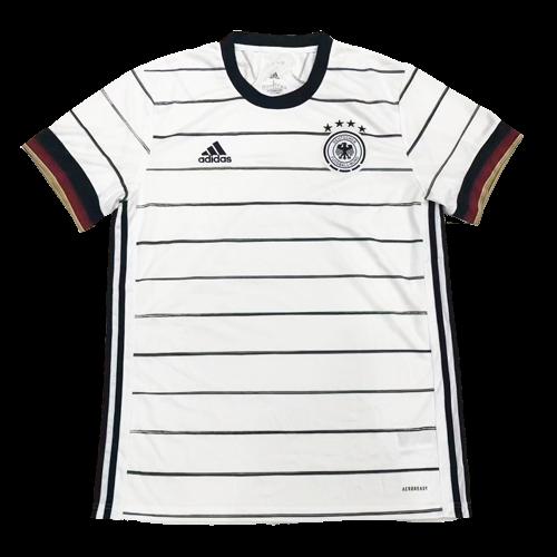 2020 Germany Home White Jerseys Shirt Cheap Soccer Jerseys Shop White Jersey Shirt Jersey Shirt White Jersey
