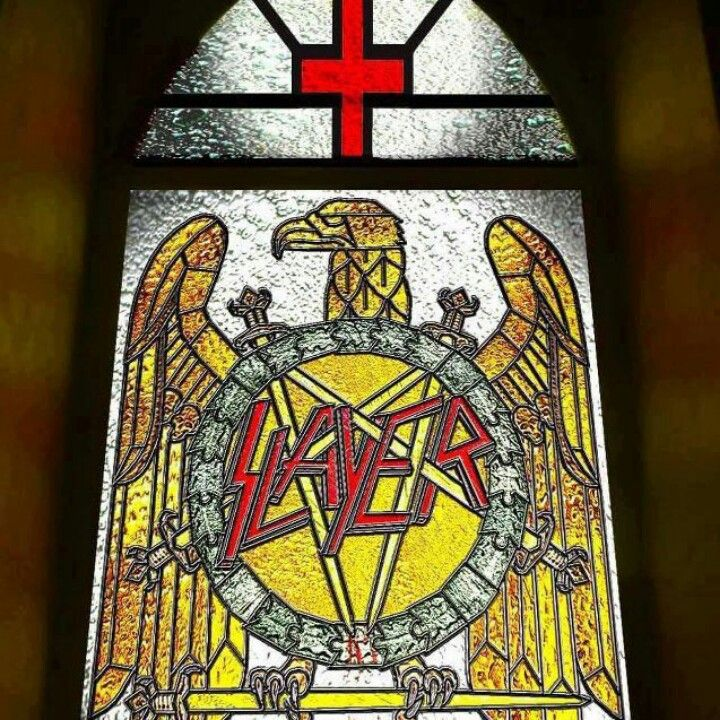 Kerry King Tattoo Hledat Googlem: This Window Would Totally Be In My House! \m/