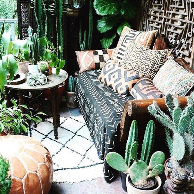 Inspiration #deco #home #green #vegetal #ideedeco #interieur ...