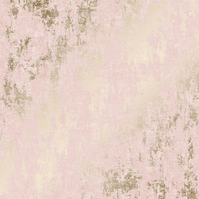 Milan Metallic Wallpaper Blush Pink Gold Pink And Gold Wallpaper Pink Wallpaper Bedroom Blush Wallpaper
