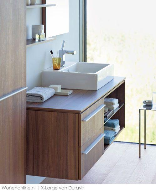 Badkamermeubelen X-Large | Pinterest | Duravit, Vintage sink and Sinks