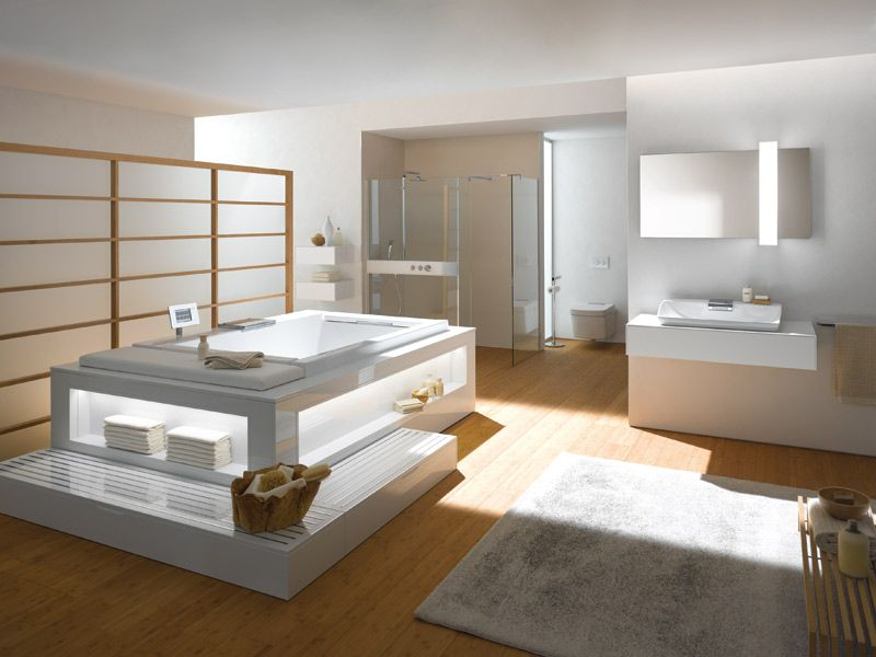 salle de bain design baingoire 2 | 4.Bathroom Ideas | Pinterest ...