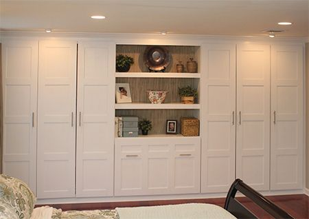 If you are looking to revamp your builtin cupboards with