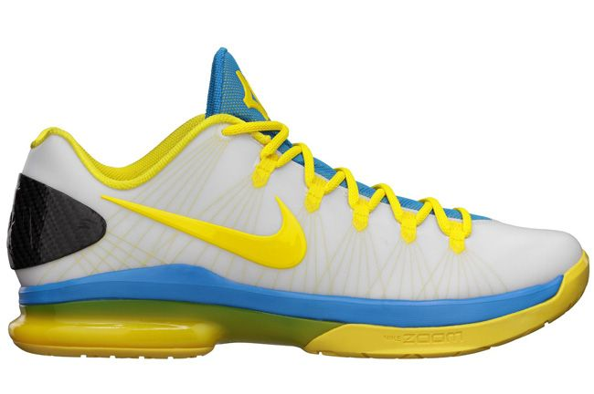 """best sneakers c52ce 82030 Available Now in Europe  Nike KD V Elite """"Playoffs Home"""""""