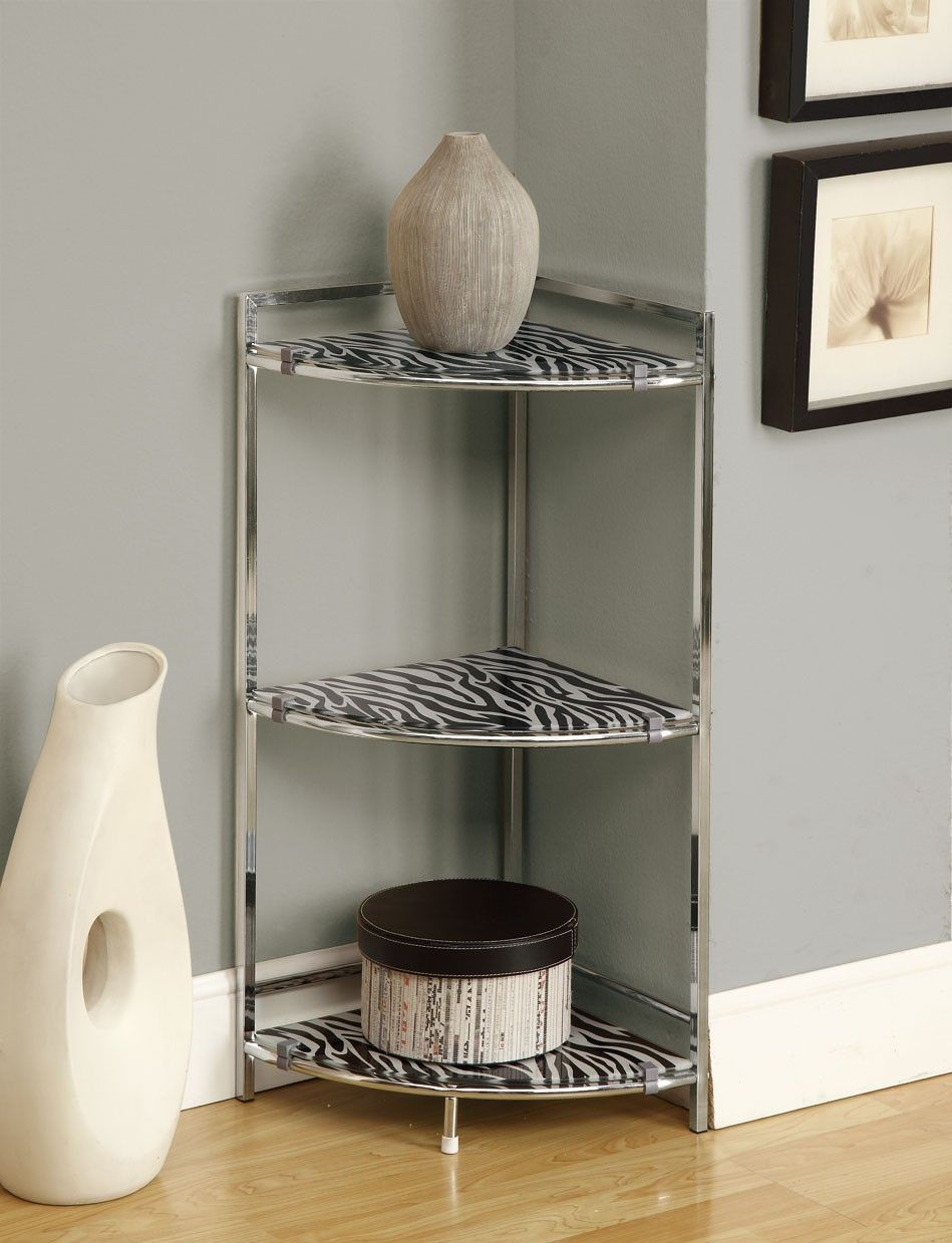 monarch specialties 30 accent table with tiger striped tempered rh pinterest com au