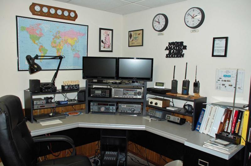 Radio shack amateur radios you