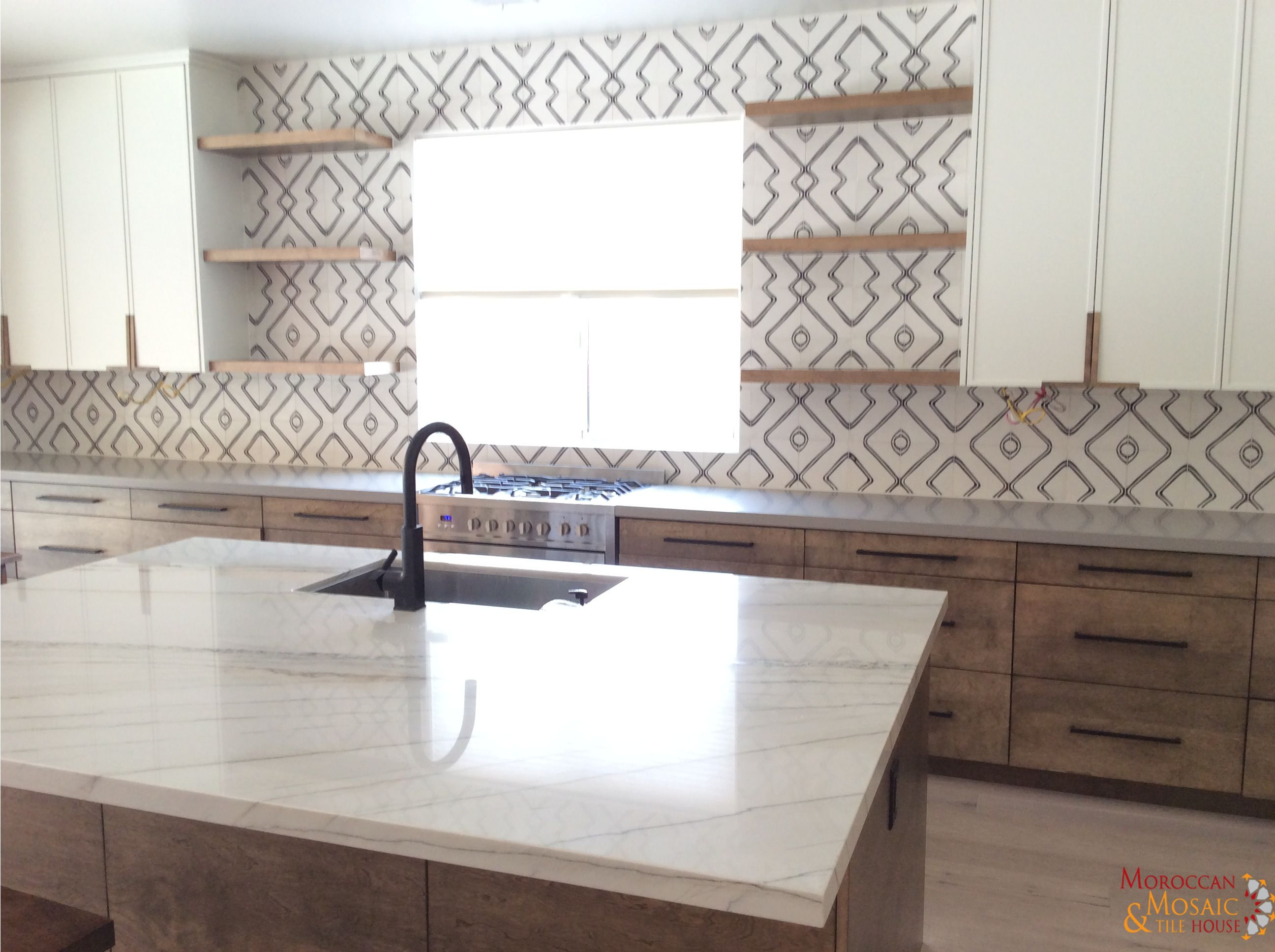 Pin by Emma Miller on cement tile | Pinterest | Downstairs bathroom ...