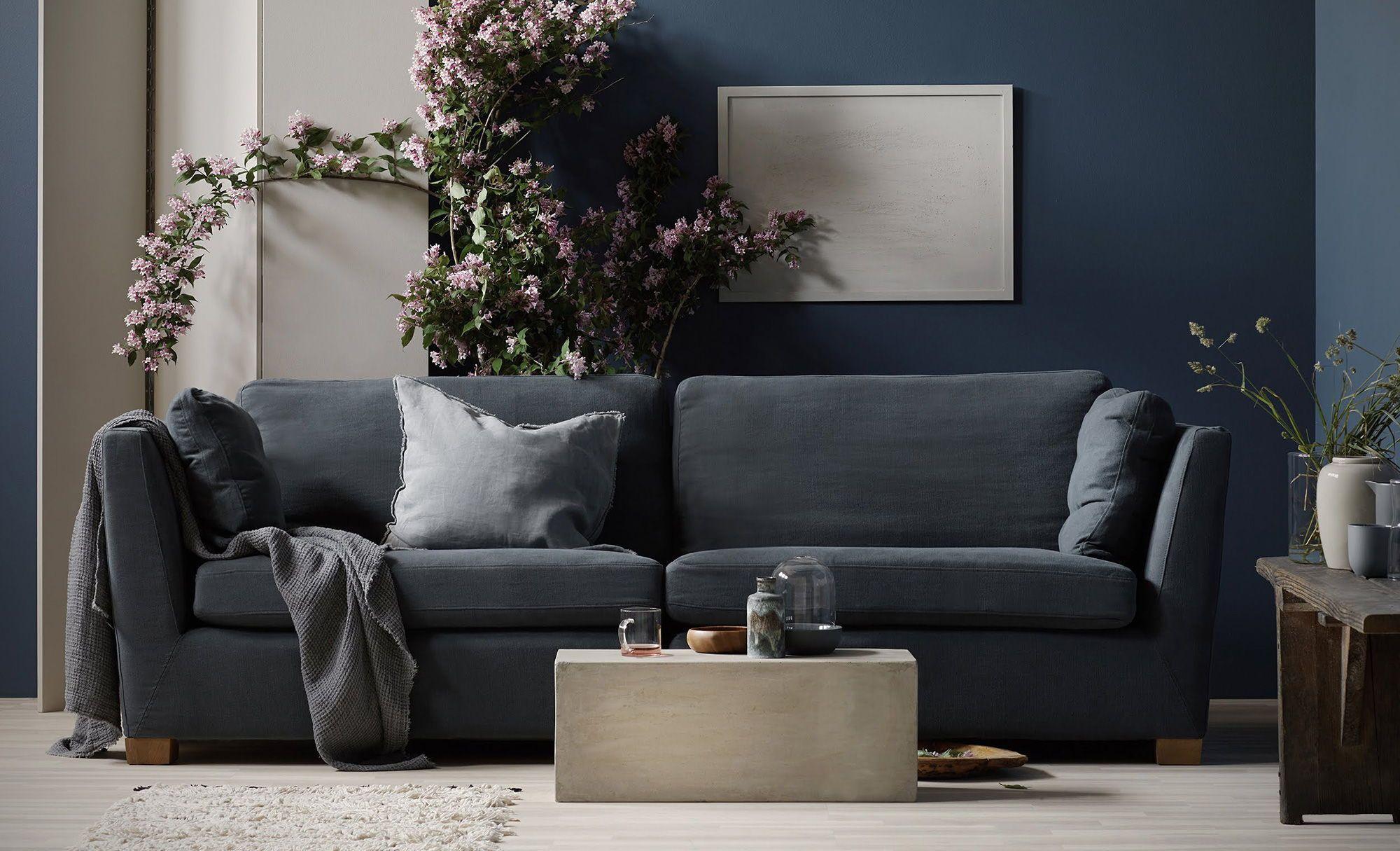 Stunning Scandinavian Living Room Designed By Daniella Witte - Cherry