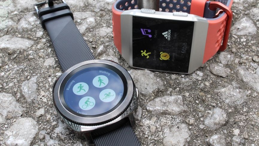 Samsung Gear Sport v Fitbit Ionic: Which sporty smartwatch