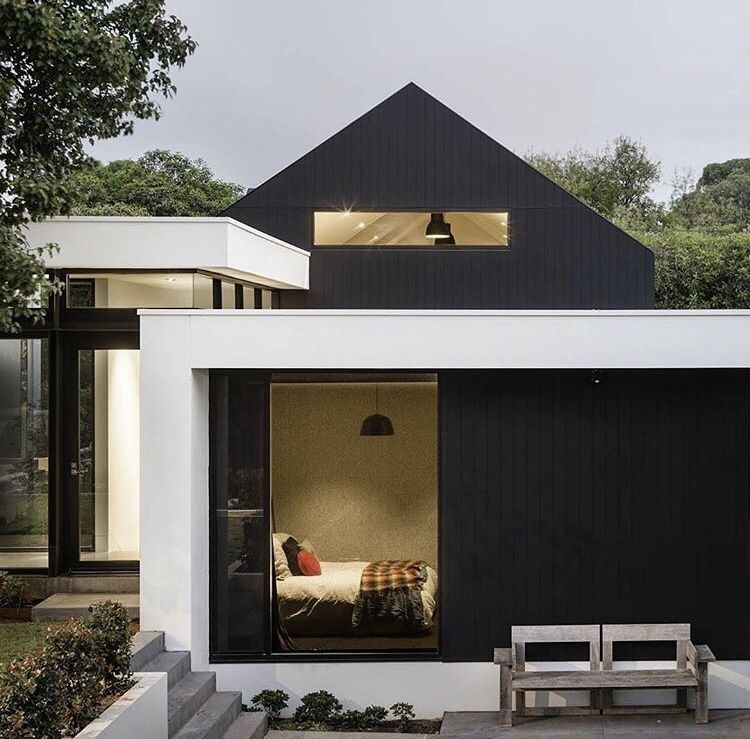 Pin by Bryan on minimalist architecture Pinterest - plan de maison moderne 3d