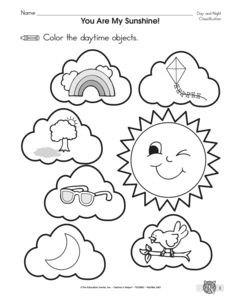 results for night and day  science  kindergarten  worksheet  results for night and day  science  kindergarten  worksheet  guest   the mailbox