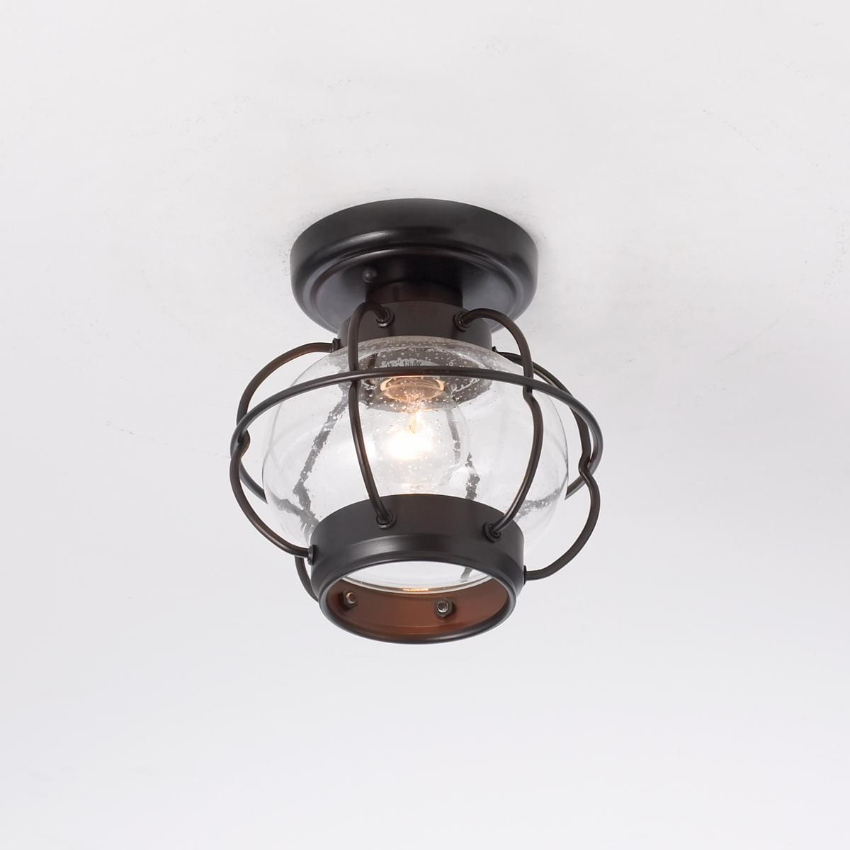 nautical onion outdoor ceiling light from new england. Black Bedroom Furniture Sets. Home Design Ideas