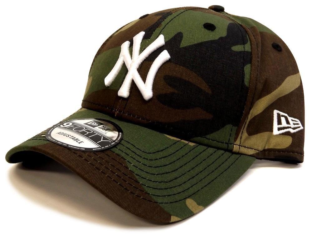 New Era 940 Snapback Ny Yankees Camo West Brothers New Era Cap New Era Hats Online