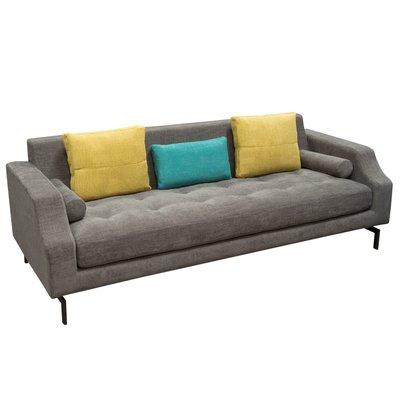 Corrigan Studio Strahan Loose Pillow Back Sofa Luxury Sofa Bed
