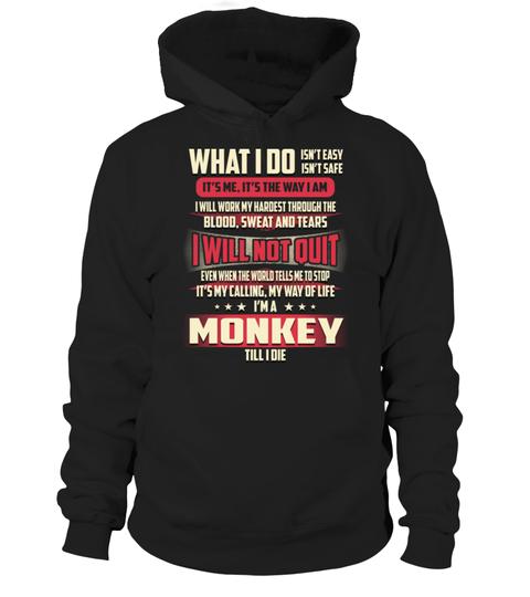 Monkey - What I Do