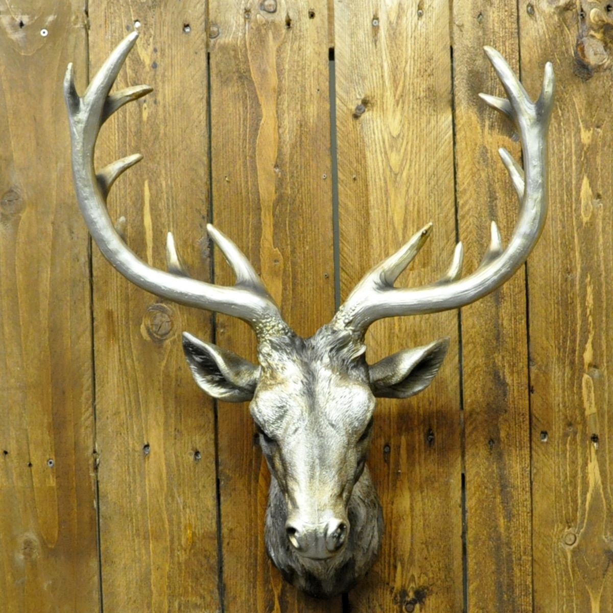Funky Metal Antlers Wall Art Elaboration - All About Wallart ...