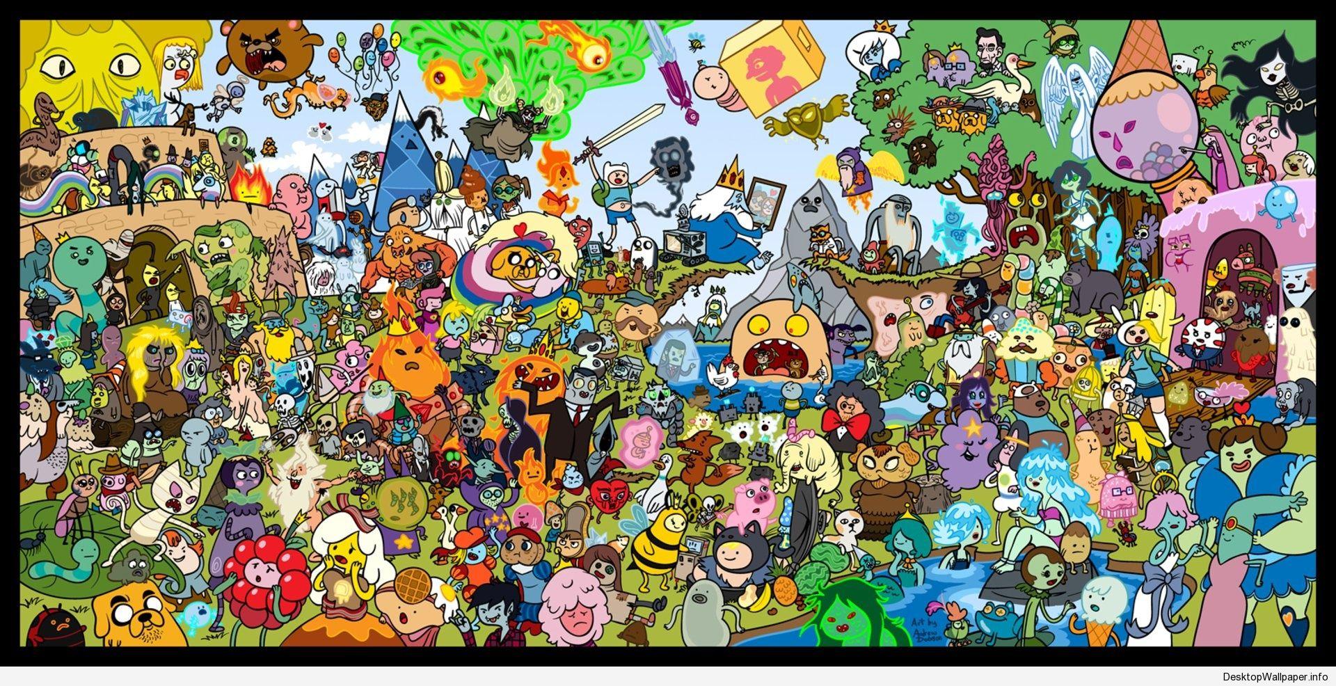 adventure time desktop wallpaper hd http