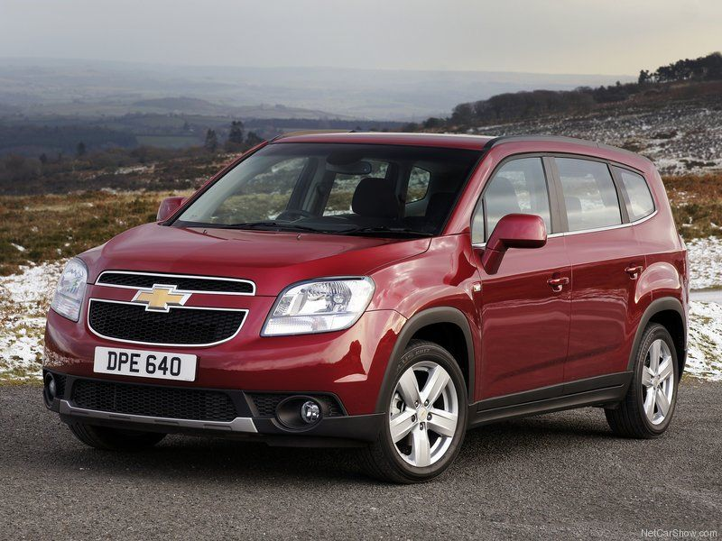 While The Exterior Of The New Chevrolet Orlando Certainly Attract