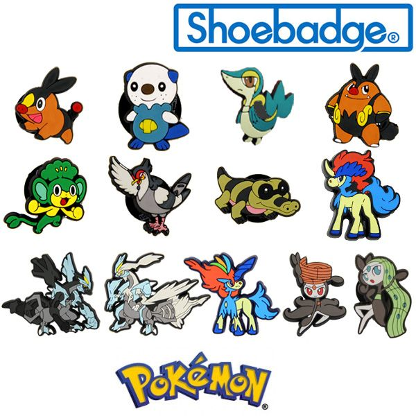 Pokemon Shoebadge (Pokemon Shoebadge)