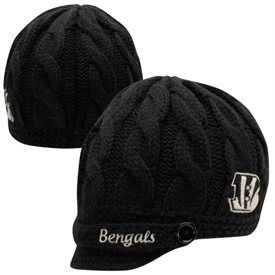 dfcafbe9e Bengals womens winter hat | Cincinnati Bengals | Cincinnati Bengals ...