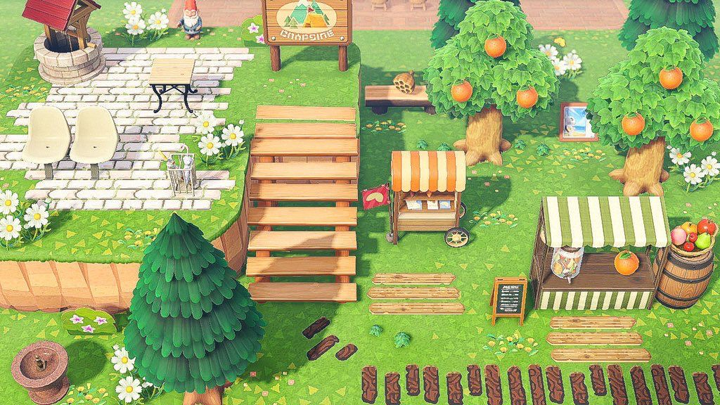 16++ Animal crossing town ideas images