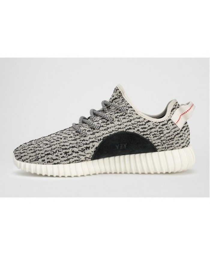 Adidas Australia Yeezy 350 Boost baja gris negro zapatillas blancas