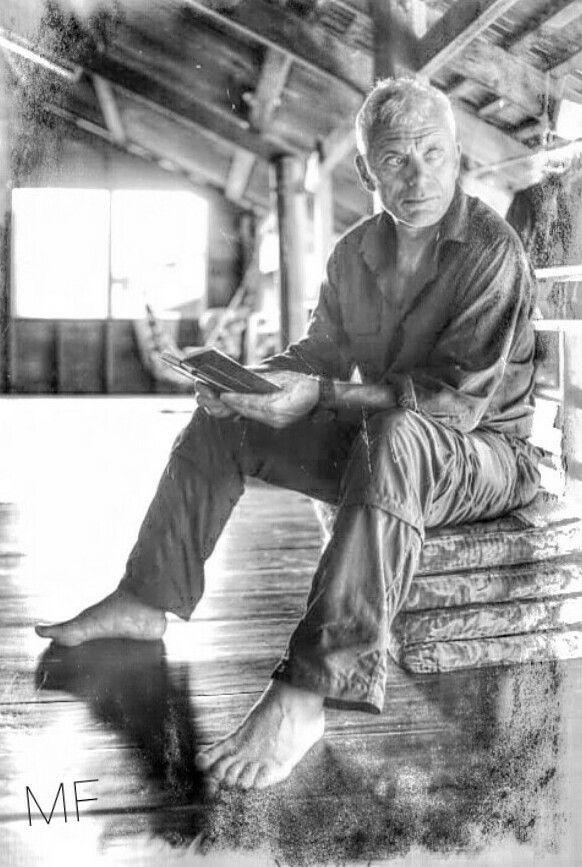 Jeremy Wade in Black &White by MF
