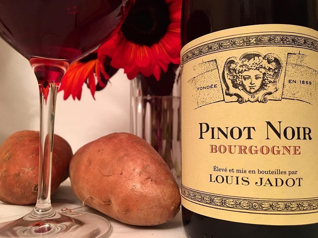 Food Wine Pairings Harvest Sweet Potato Jambalaya And Louis Jadot Pinot The Corkscrew Concierge Wine Food Pairing Wine Recipes Wine Pairing