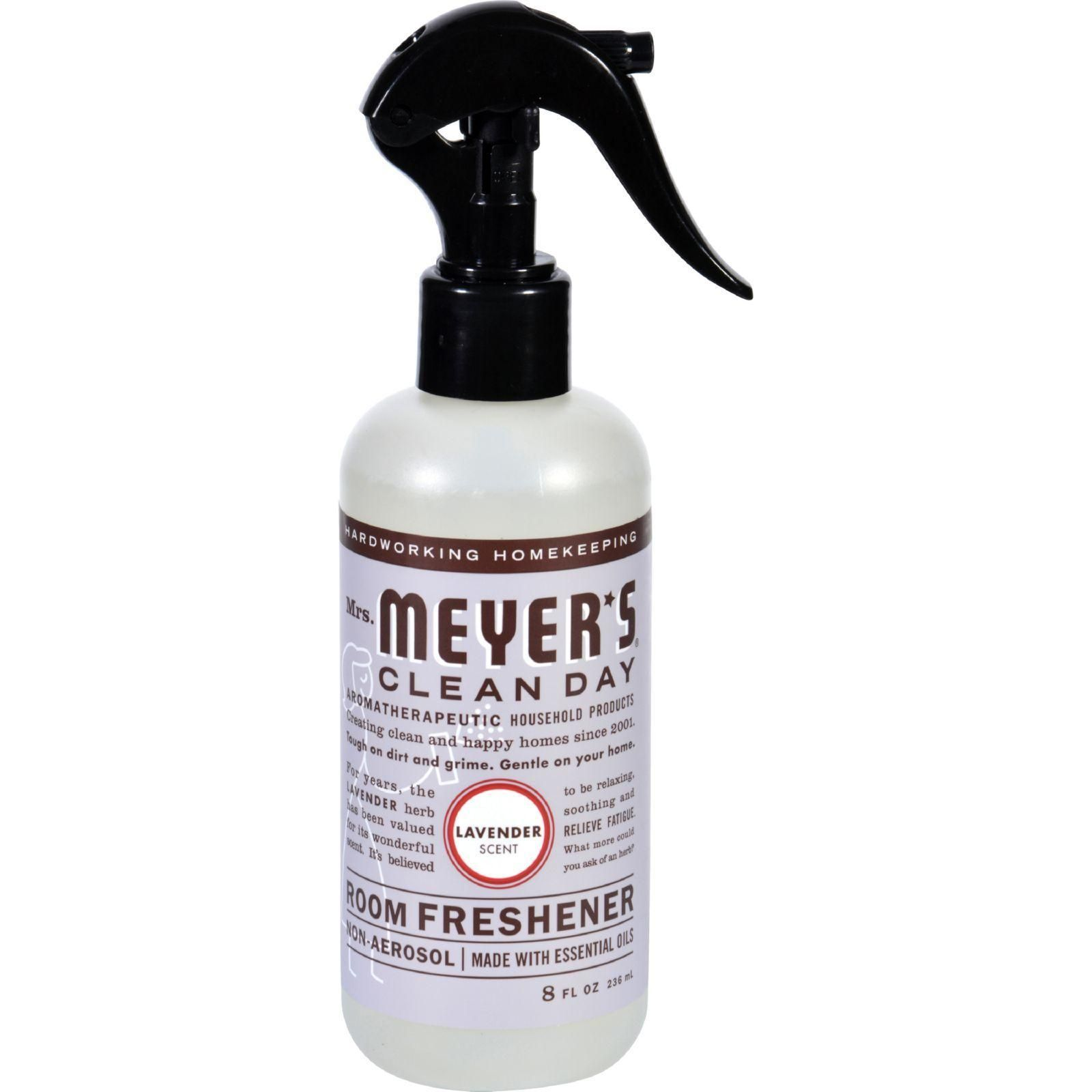 Mrs Meyer S Clean Day Room Freshener In Lavender Comes In