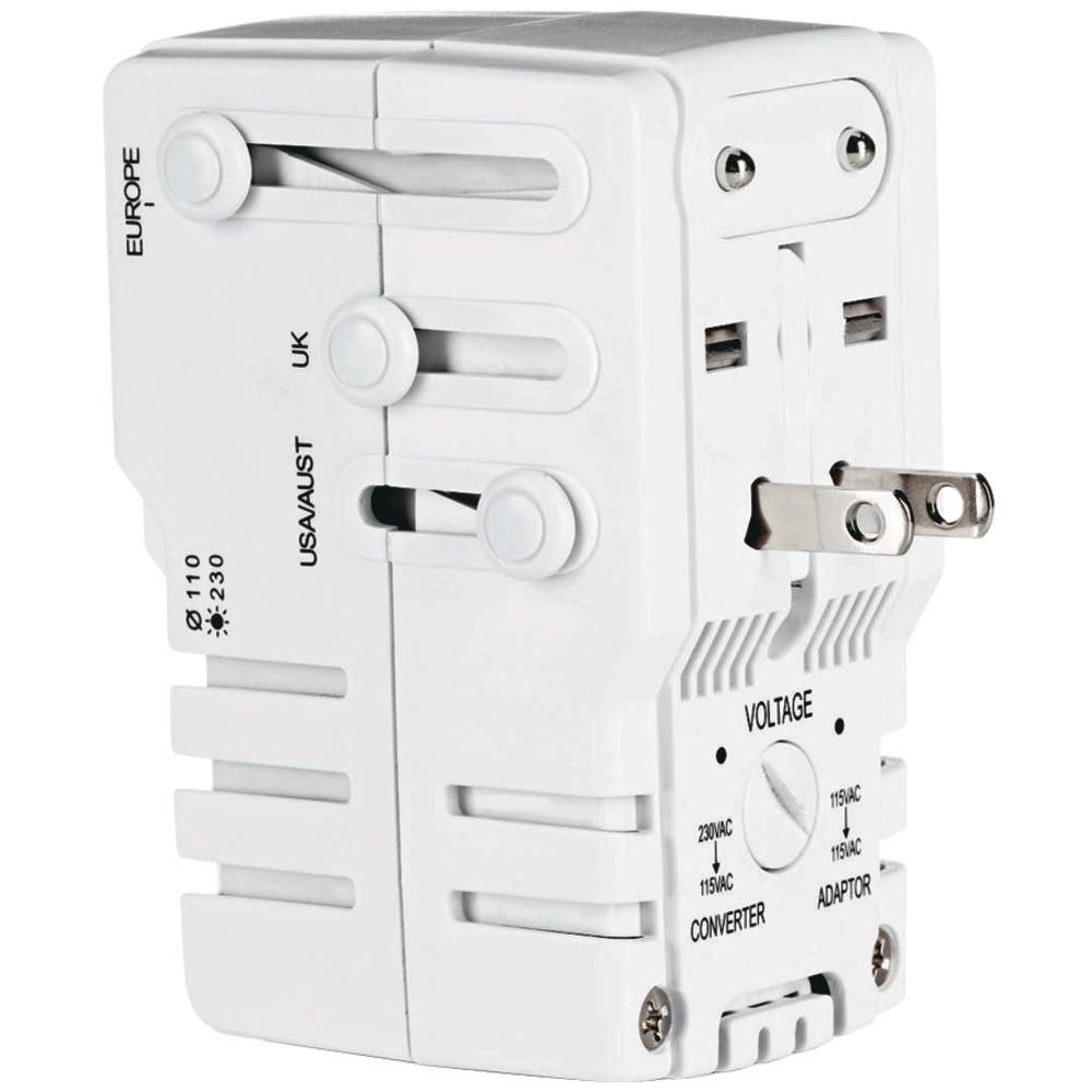 Conair Power Adapter And Converter With Surge Protection Products Electrical Appliances