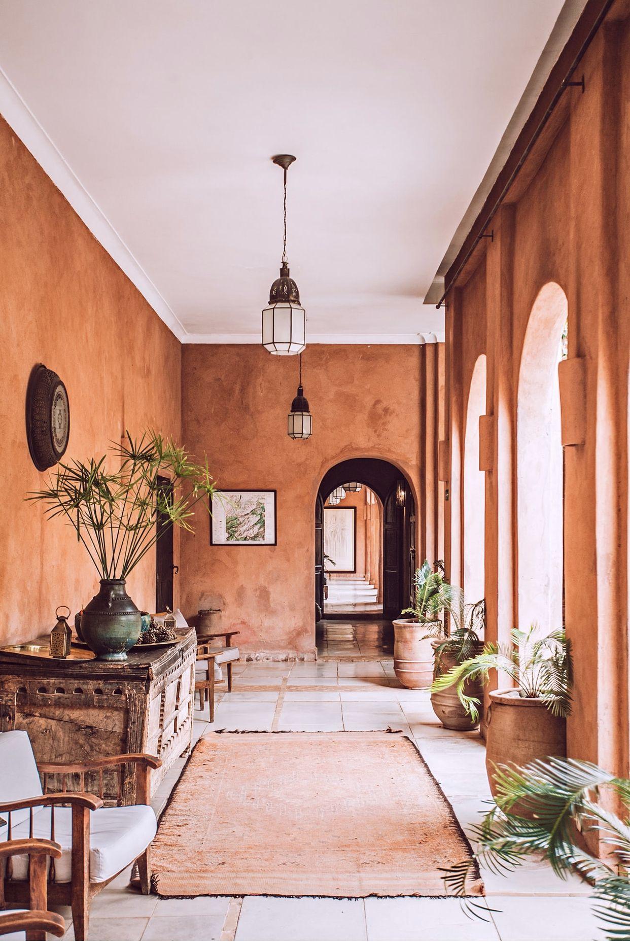 Morocco Spanish Interior Design Mediterranean Home Decor