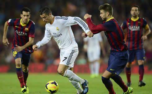 ronaldo vs messi 2014 | Messi vs ronaldo, Real madrid ...