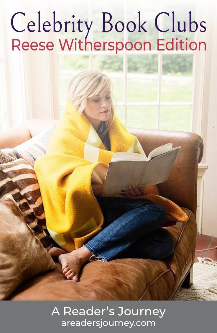 Reese witherspoon book club, Celebrity
