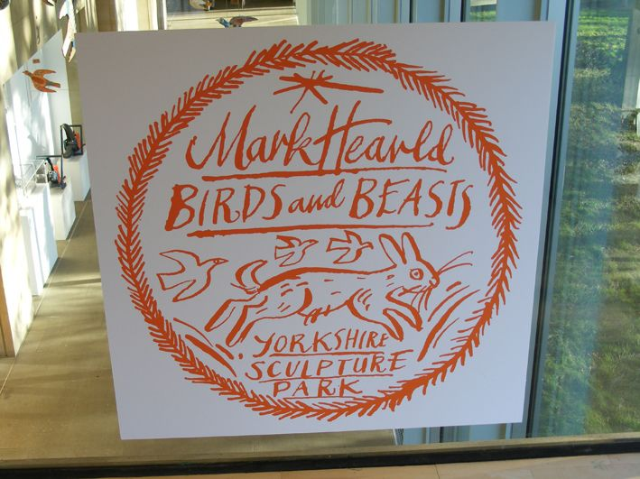 Cat Webb: Mark Hearld at the YSP