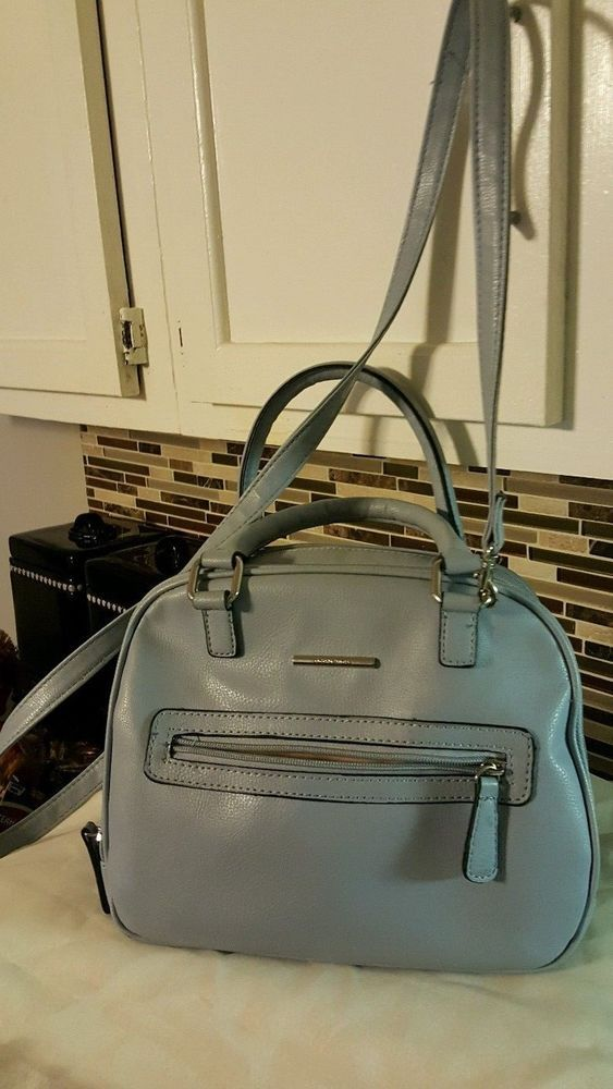 Blue Handbag And Organizer By Jaclyn Smith Pre Owned Jaclynsmithcollection Handbagandorganizer