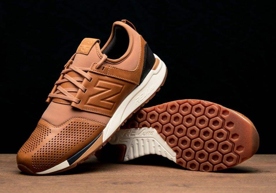 New Balance 247 Luxe Release Info Sneakernews Com Sneakers Men Fashion Mens Casual Shoes Trending Sneakers