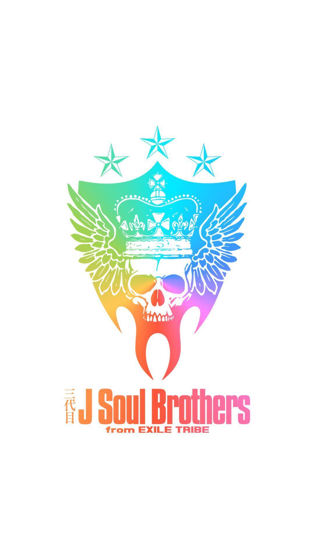 三代目 J Soul Brothers Iphone用 4 スマホ壁紙 Net 三代目j Soul