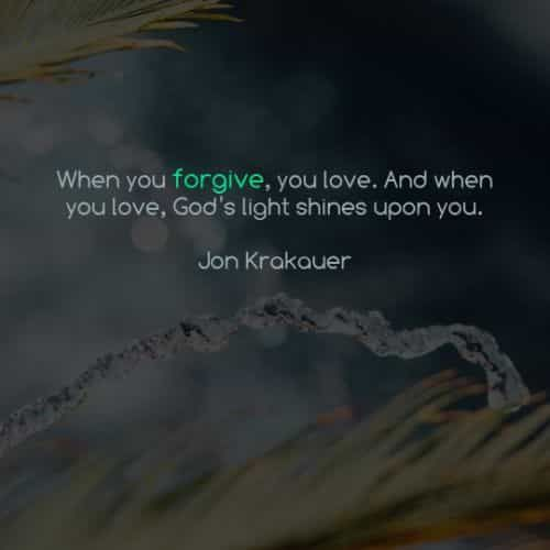 87 Forgiveness quotes that'll help you recover from the past