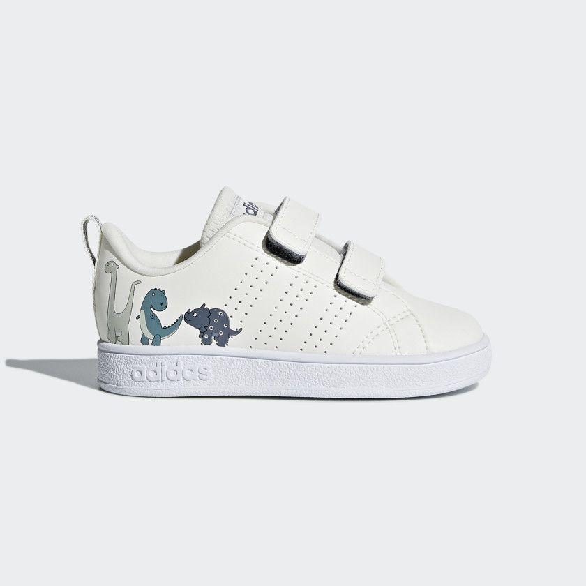VS Advantage Clean Shoes | Shoes, Clean shoes, Adidas