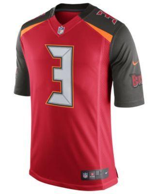 Nike Men s Tampa Bay Buccaneers Vapor Untouchable Limited Jersey Jameis  Winston - Red XXL b84dc7924