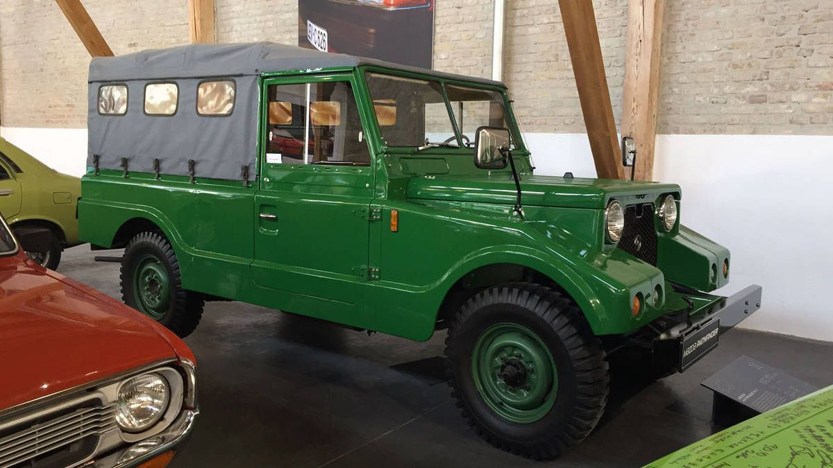8 Gems From The Mazda Classic Museum In Germany Mazda Classic