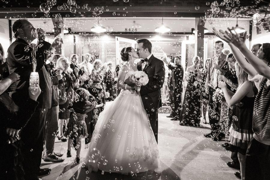 Trendy Bride Nashville Tennessee Real Wedding Storybook